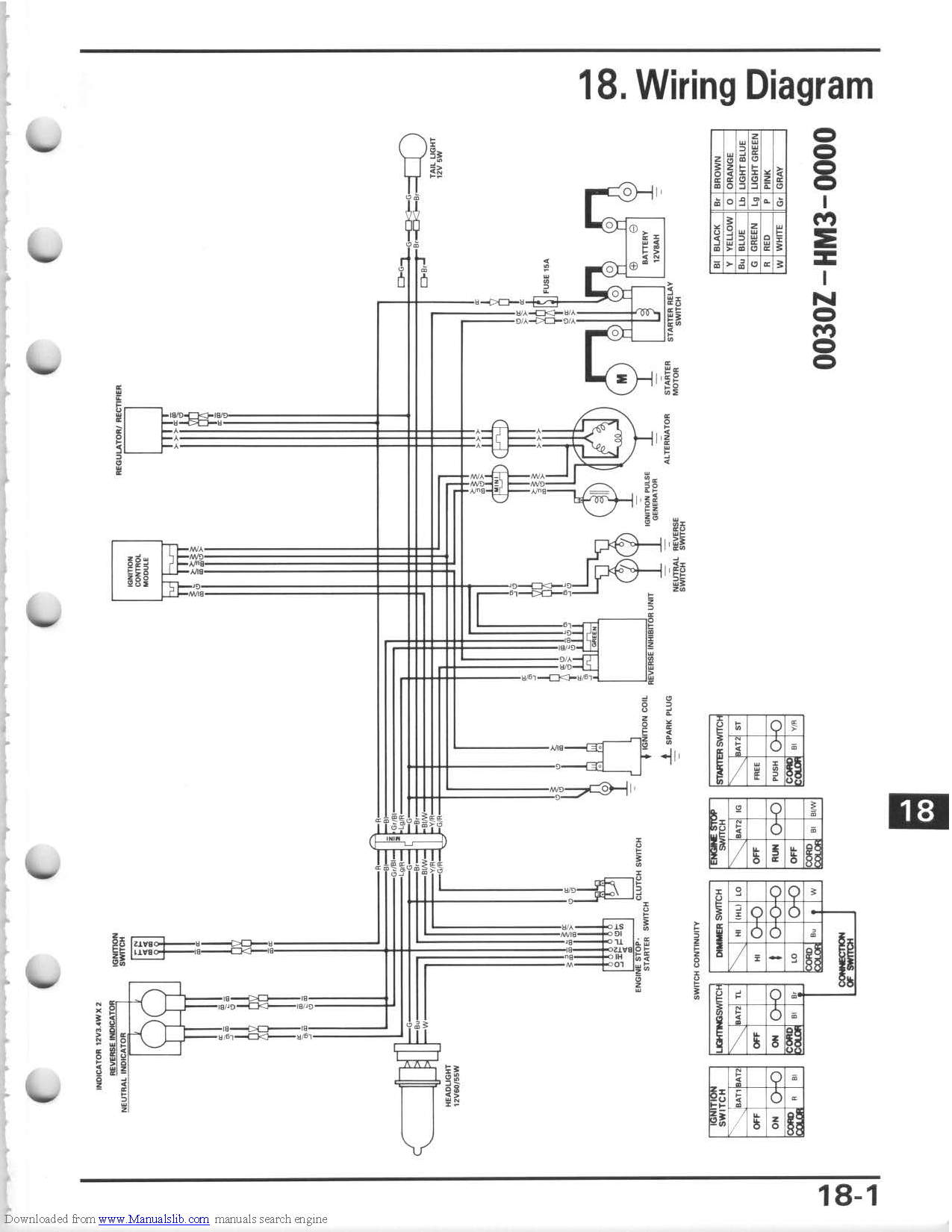 2001 Honda 400Ex Wiring Diagram from www.trxforums.com