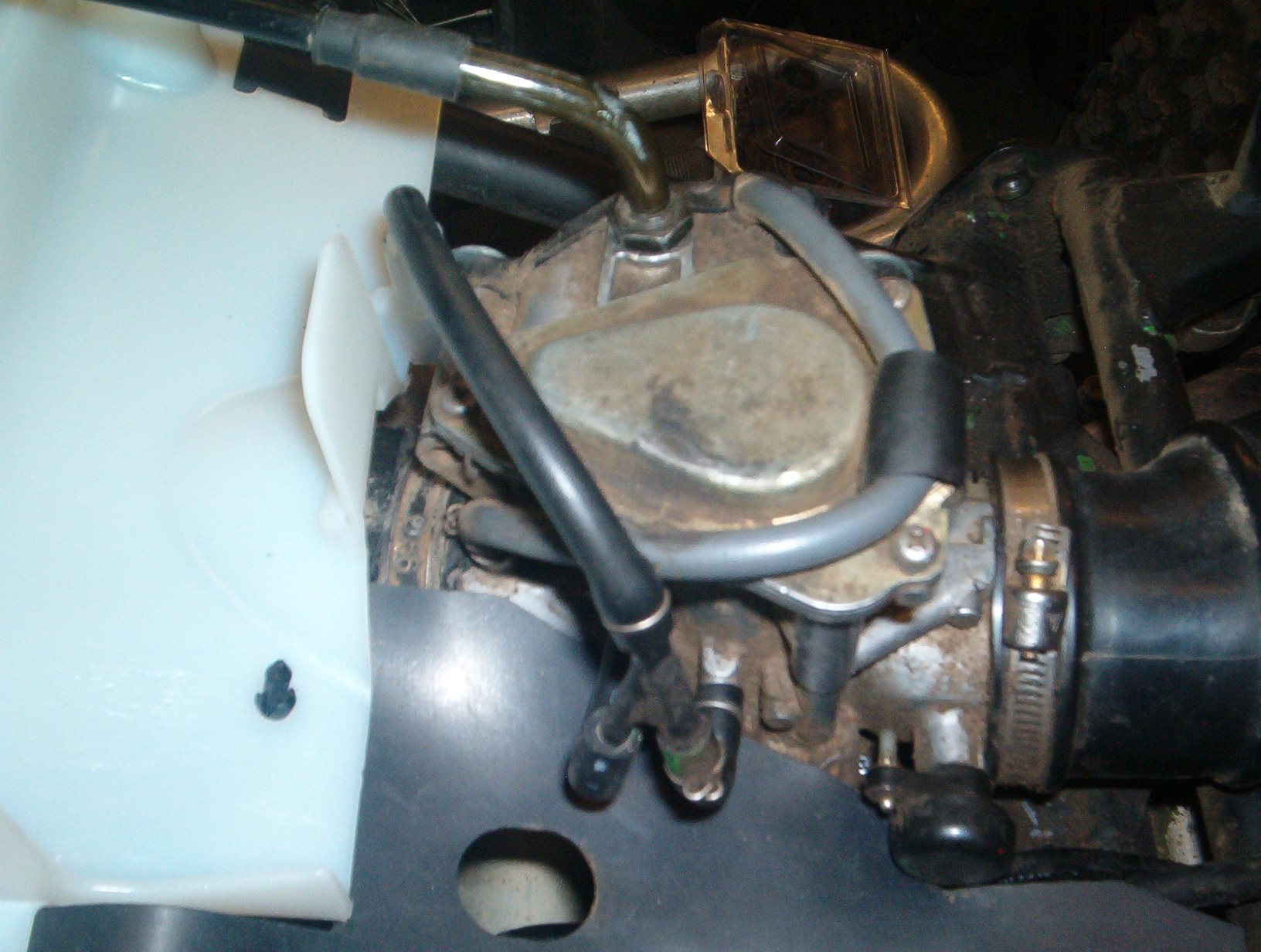 2001 400ex Broke Tubes On Carb Honda Trx Atv Forum