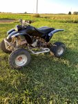 2001 TRX 400EX Big Bore 440. Hot Cams Stage 1. K&N Air Filter. 450R front suspension. Pro Circuit T4