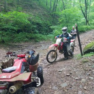 2017 Hatfield-McCoy trip